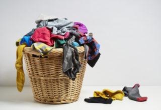 Kotisiivous ja pyykinpesu